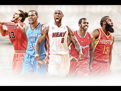 ALL NBA FIRST TEAM 2014 (HD)