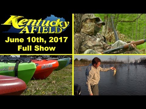 June 10th, 2017 Full Show - Field to Fork, Boondoggle, Cedar Creek Lake