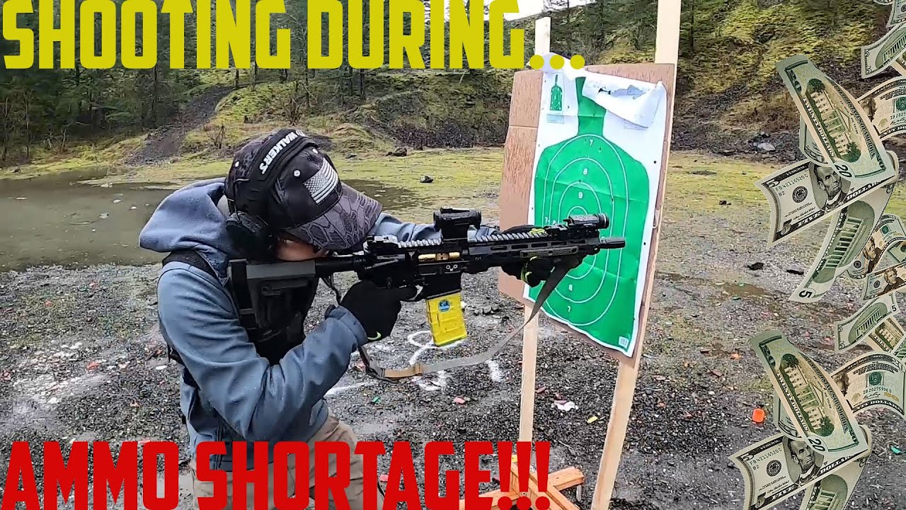 Training Tips With Limited Ammo