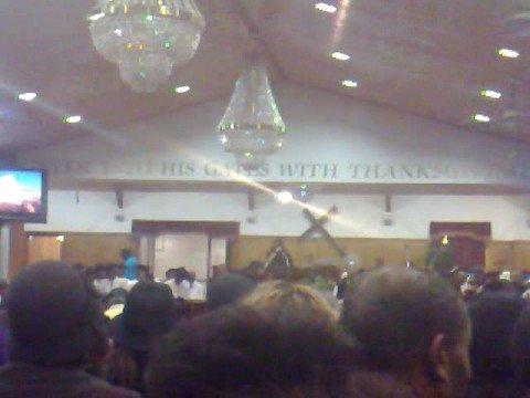 Gibson Road Bethel United Church of Jesus Christ Apostolic