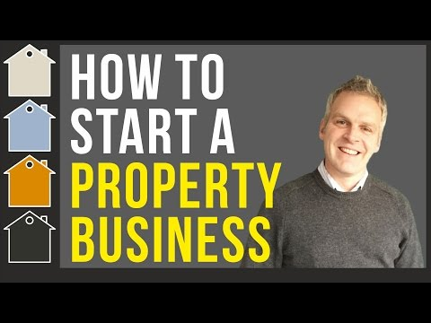 How To Start A Buy To Let UK Investment Property Business Or Portfolio | Property Market Tips