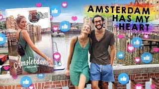 Learn about Amsterdam, Gay Pride, & Family