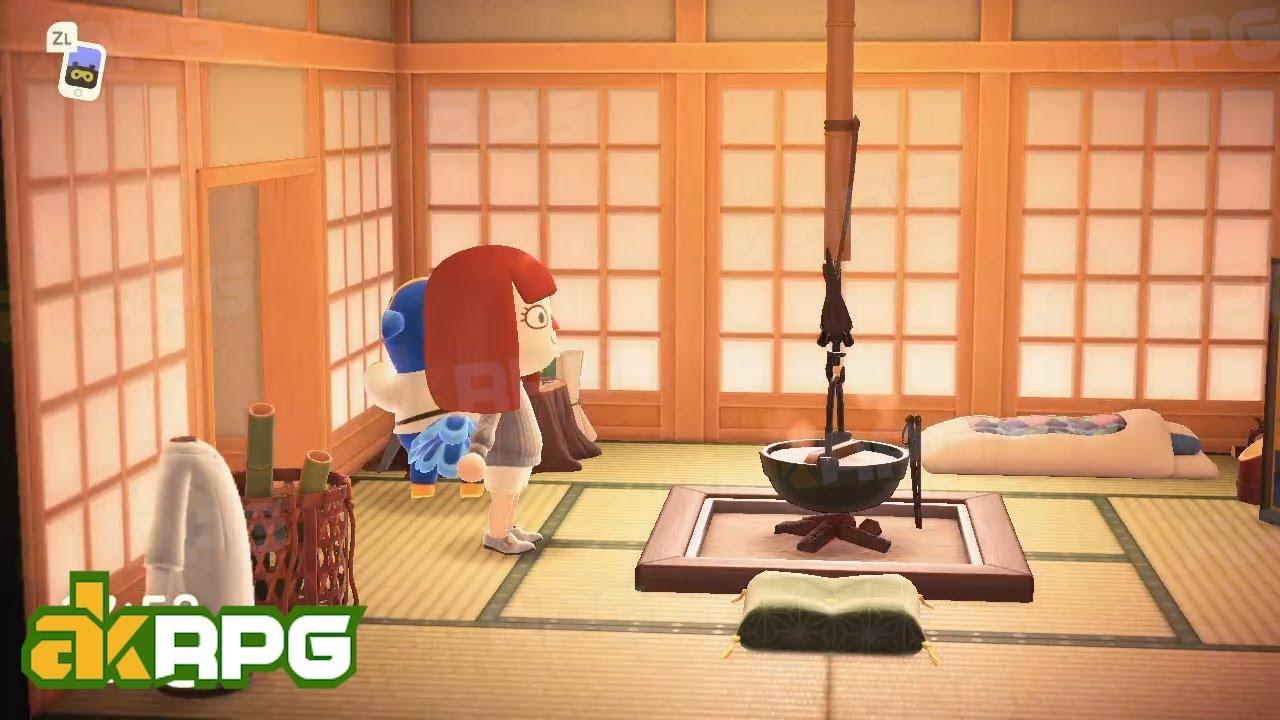 Animal Crossing New Horizons Room Designs Acnh House Interior Decoration Ideas Akrpg Com