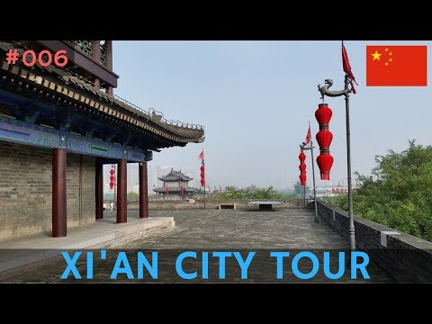 Asia 2017: Episode 6 - Xi'an City Tour