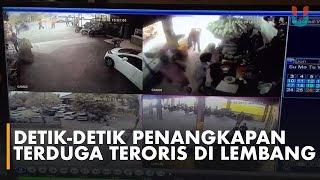 Detik-detik Penangkapan Terduga Teroris di Lembang
