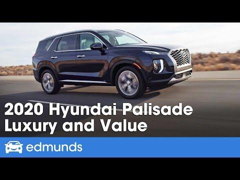 2020 Hyundai Palisade Review & Test Drive - Hyundai's New Flagship SUV