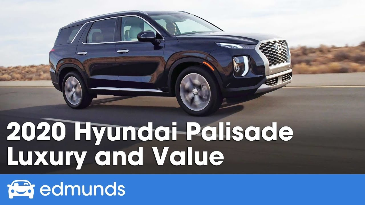 2020 Hyundai Palisade Release Date, Interior. Specs, And Price >> 2020 Hyundai Palisade Review Test Drive