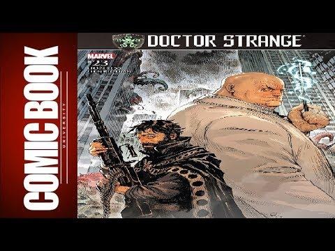 Doctor Strange #23 | COMIC BOOK UNIVERSITY