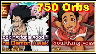 Gambar cover Another Try For Hikone and Red Kenpachi - Bleach Brave Souls
