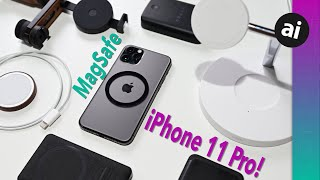How to Add MagSafe to ANY iPhone! 🧲