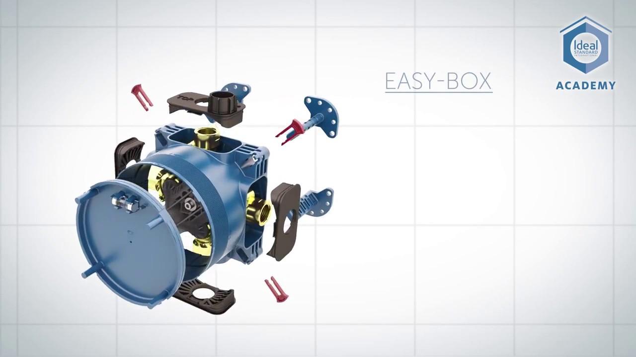 Ideal Standard Verlängerung EASY-Box 20mm für UP-Bade-//Brausebatterie//Thermost.