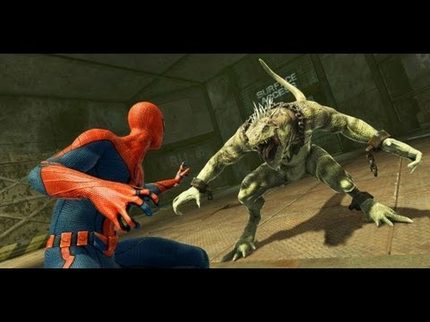 The Amazing Spider-Man -- Chapter 5: To Smash the Spider, Part 2