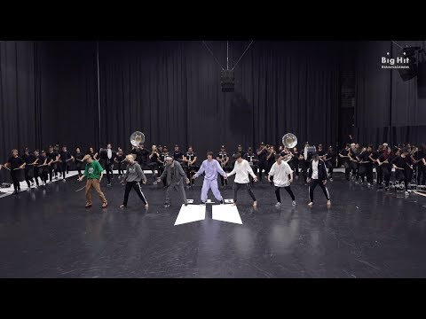 [CHOREOGRAPHY] BTS (방탄소년단) 'ON' Dance Practice (Fix ver.)