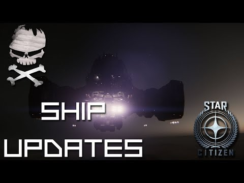 Star Citizen : Ship Updates 3.1 Tomorrow and maybe a free Vulcan too? 03-30-2018