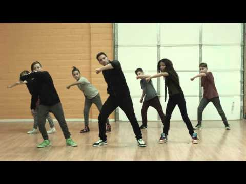 You Are Good // Dance Tutorial // Bethel Music Kids