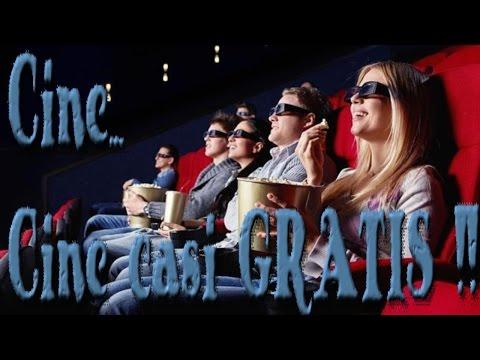 Te gusta el cine? Ir al Cine casi gratis 2014