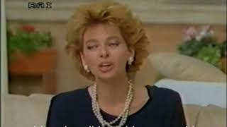 Enrica bonaccorti, simpatica, ironica e...paperina a pronto chi gioca? 1985/86 prima puntata