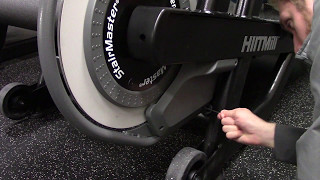 646-1232 StairMaster HIITMill / HIITMill X Brake Realignment Procedure