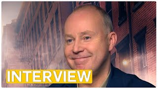 Johnny Depp in Fantastic Beasts Part 2 - David Yates | exclusive interview (2016)