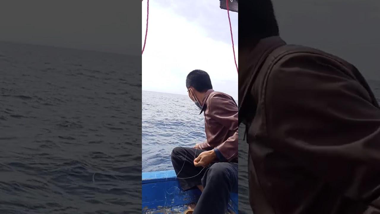 Mancing di Pulau Seribu Pulau Pramuka - YouTube