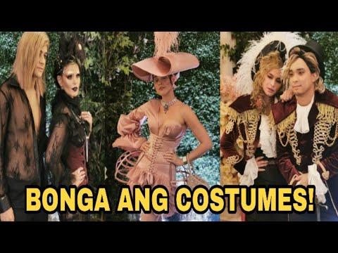 Bea Alonzo, Angel Locsin, 'Gretchen Barretto' NAGPATALBUGAN Sa Opulence Halloween Event!