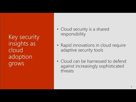 Everything you need to know about Microsoft Azure security - BRK2210