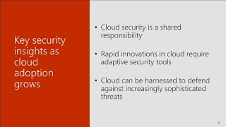 Everything you need to know about Microsoft Azure security