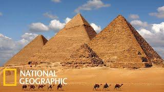 Загадки Пирамид с точки зрения науки Документальный фильм 2021 National Geographic FULL HD
