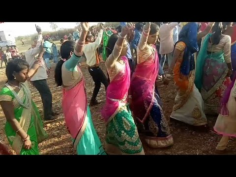 Narmada_ni_Yaad_Ave_ Female Dance // New Timli // Adivasi songs // Timli 2018 // 15 August special
