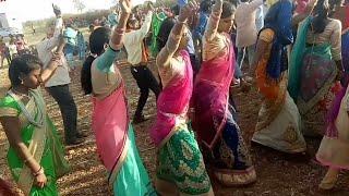 Narmada_ni_Yaad_Ave_ Female Dance // New Timli // Adivasi songs // Timli 2018 // 15 August special