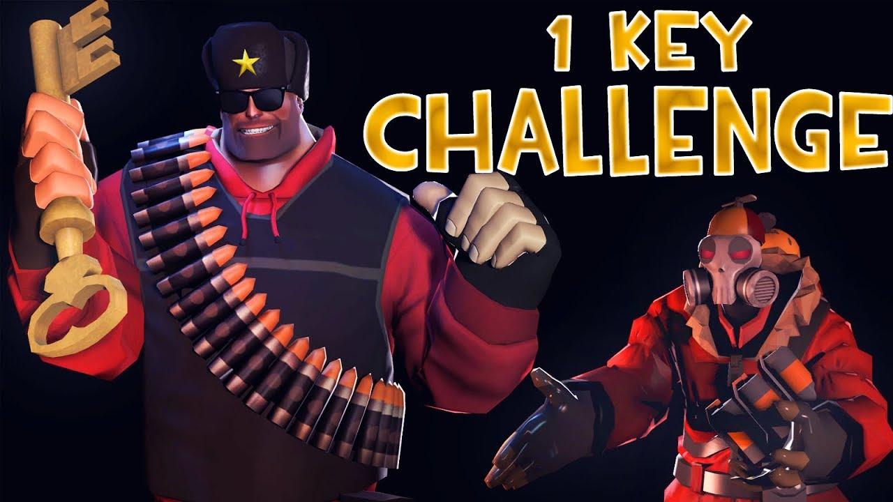 [TF2] Alta - The 1 Key Challenge