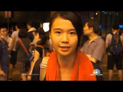 Hong Kong: Umbrella Movement