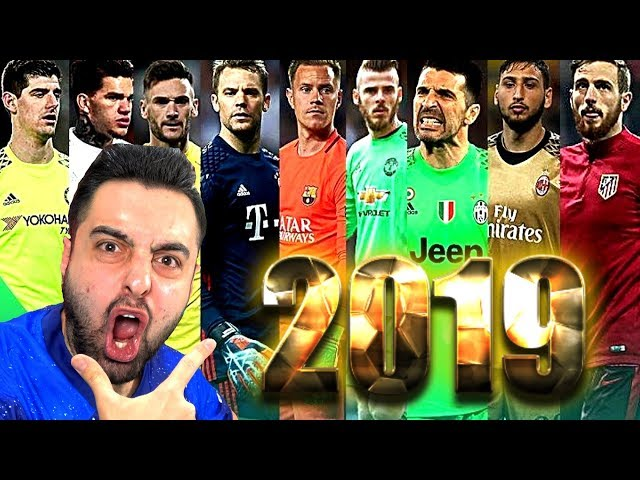 2019 YILININ EN İYİ 10 KALECİSİ !