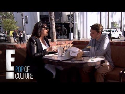 Marki Costello Gossips With Her Son  Drama Queen  E!