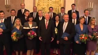 Das neue bayerische Kabinett - Bayern