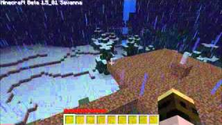 Minecraft Mod: Lightning Rod