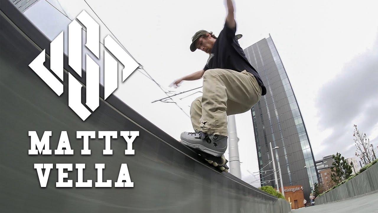 Matty Vella  - USD Sway Farmer Pro Skate Promo