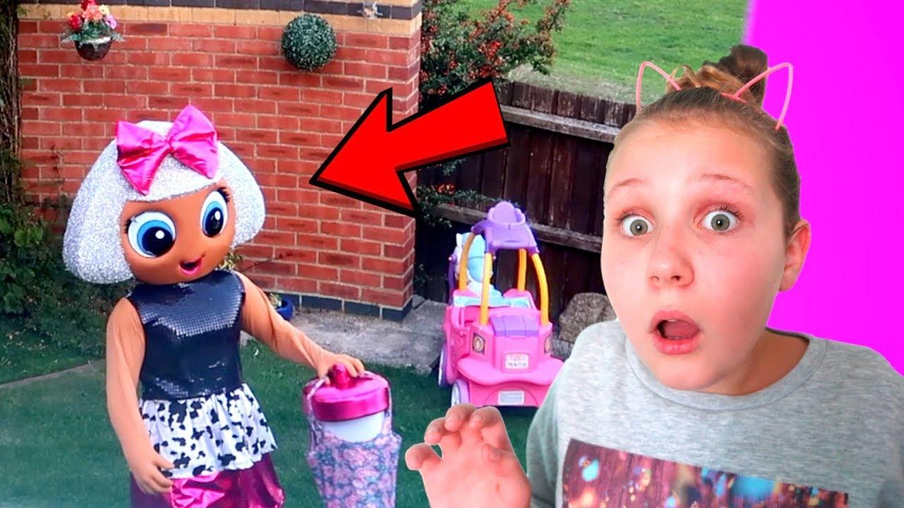 Caught lol surprise doll in my house diva left us secret messages youtube - Diva lol surprise ...