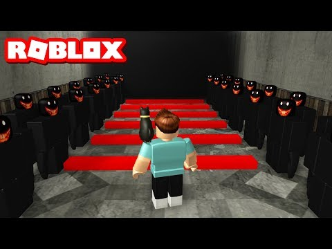 THIS OBBY IS TOO SCARY TO FINISH! (Roblox Creepy Obby)
