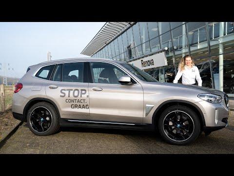 Impressie BMW iX3