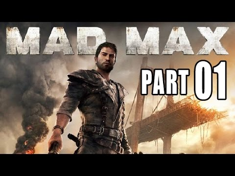 Let's Play Mad Max Gameplay German Deutsch PS4 Walkthrough - YouTube