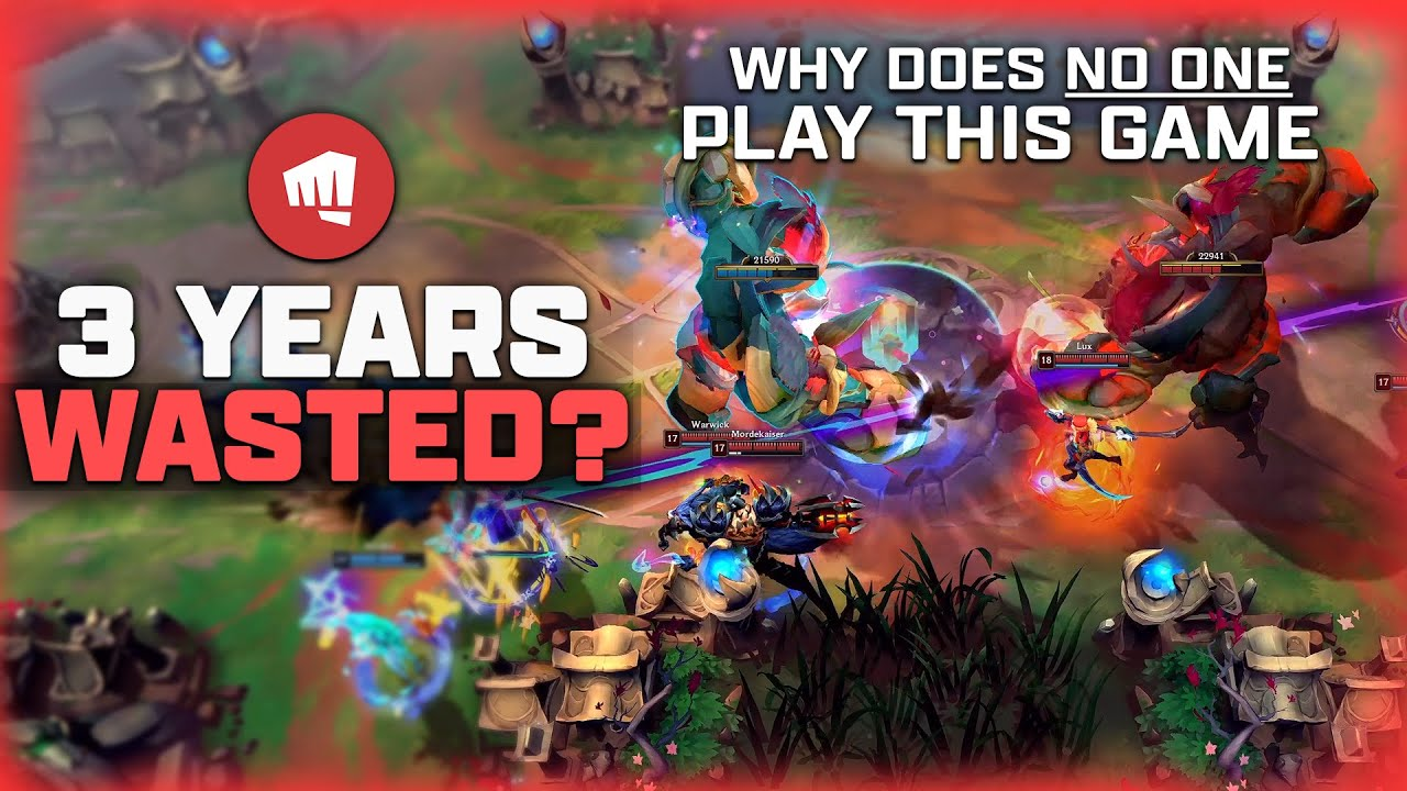 """Riot Spent YEARS On A League of Legends Game Mode That """"FAILED"""" - What Went Wrong?"""