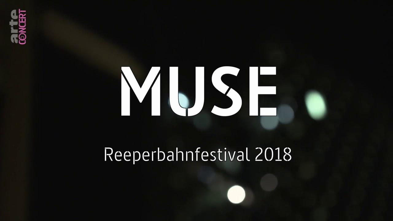 Muse The Dark Side Live Premiere At Reeperbahn Festival Hamburg