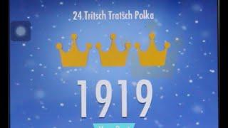 Piano Tiles 2 Tritsch Tratsch Polka High Score World Record 1919 Piano Tiles 2 Song 24