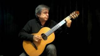 MAXWELL`S  SILVER HAMMER (The Beatles)  classical guitar by  Carlos Piegari