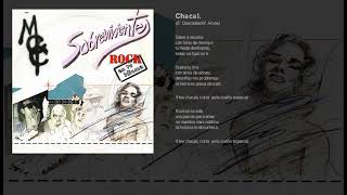 Chacal - MCC (Vinyl Rip HD + Letras)