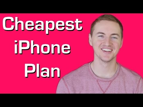 Cheapest iPhone Plan: Unlimited Everything for $30/Month!