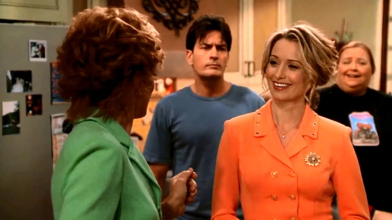 Two And A Half Men Lydia