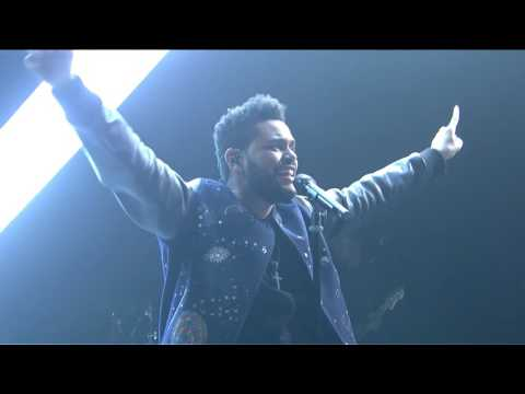 The Weeknd   Starboy Live On SNL ft  Daft...