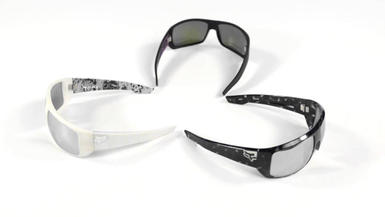 ed0cc46937 Fox Eyewear The Redeem Sunglasses - YouTube